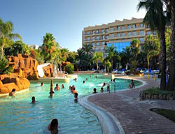 Hotel Deals Palas Pineda + PortAventura 2 Days 2 Parks Tickets