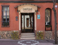Hotel Deals H. Sant Jordi + Scream Nights Park Tickets