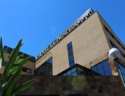 Ofertas Hotel Spa La Princesa + Entradas 2 Días a Warner Madrid