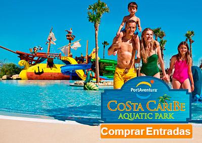 Comprar Entradas Costa Caribe Aquatic Park Portaventura