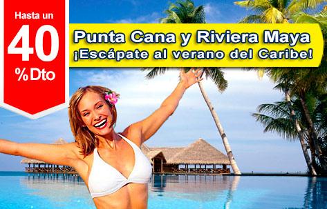 Ofertas Viajes Caribe Punta Cana & Riviera Maya