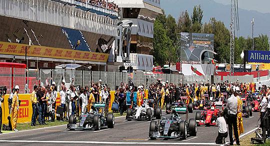 Ofertas Hotel + Entradas + Traslados Gran Premio Fórmula 1 de Barcelona 2019