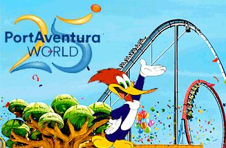 Hasta 30% dto. Hoteles PortAventura con entradas incluidas