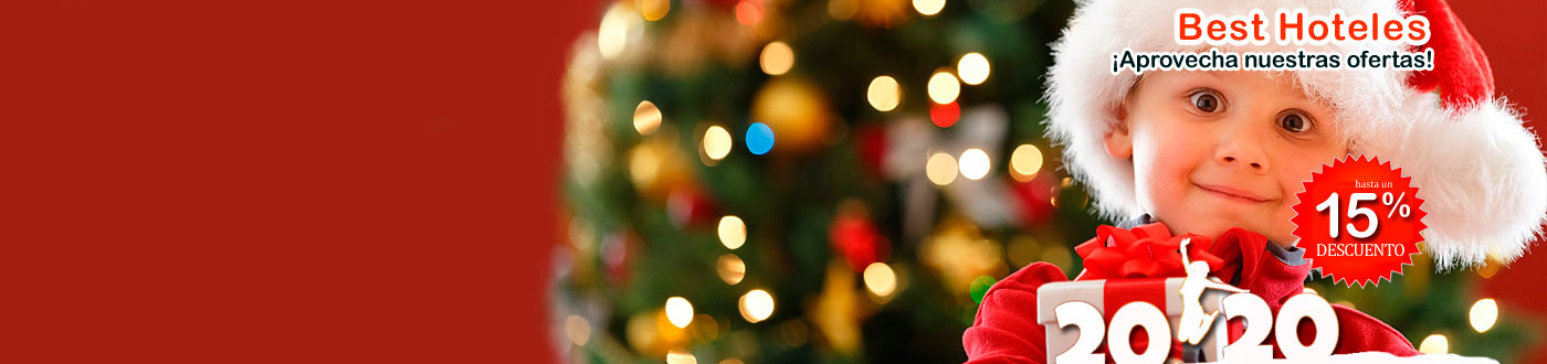 Venta Anticipada Galas Navidad y Fin de Año Best Hoteles