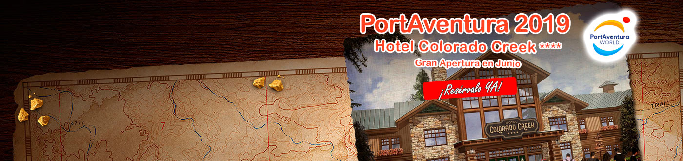 PortAventura Ofertas Semana Santa y Verano 2019. hoteles + PortAventura