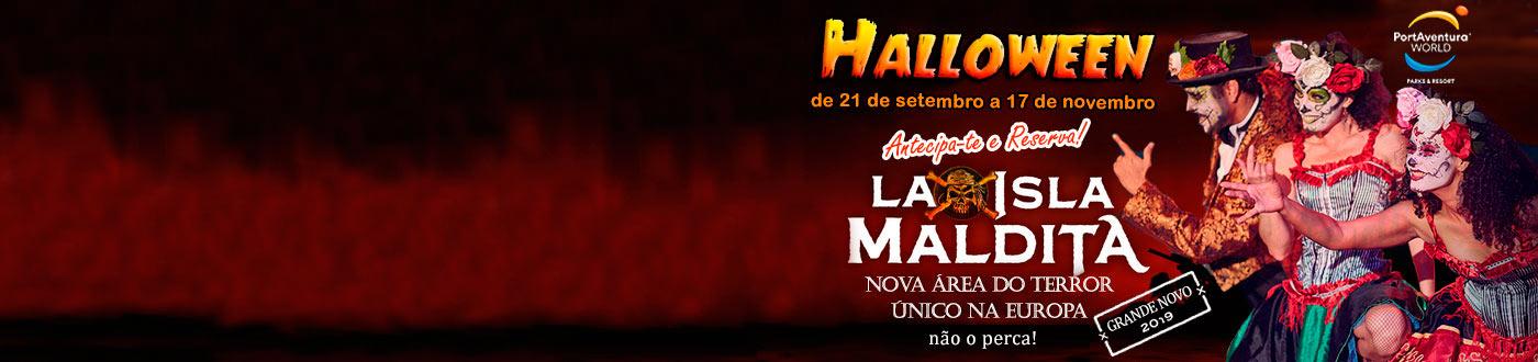 Halloween PortAventura Ofertas Halloween y Natal 2019. hoteis + PortAventura