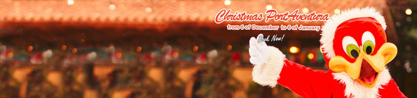 PortAventura Navidad Offers hotels + PortAventura