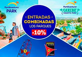 10% dto. Entradas PortAventura hasta 31/03