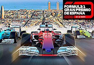 hasta 15% dto. Hotel + Entradas Fórmula 1 Barcelona Montmeló