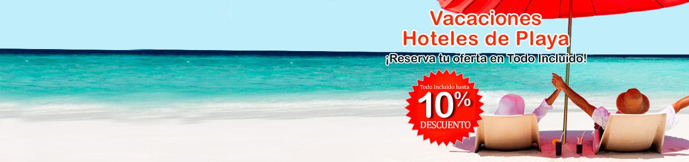 Ofertas Hoteles de Playa