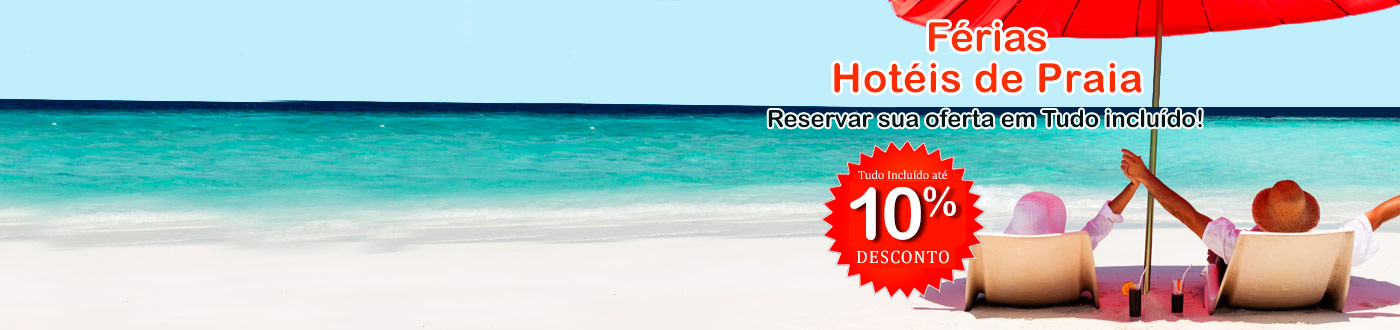 Ofertas Hotéis de Praia
