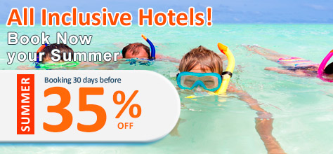Offers Hotels All inclusive