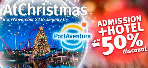 Offers Hotels Navidad PortAventura