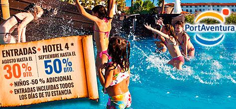Ofertas Hoteles PortAventura
