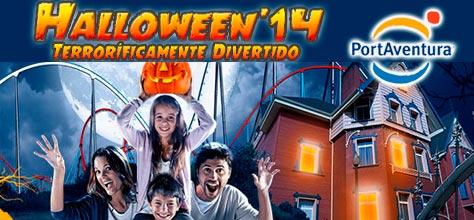 Ofertas Hoteles Halloween PortAventura