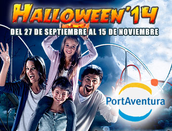 Ofertas Halloween PortAventura Hotel + Entradas