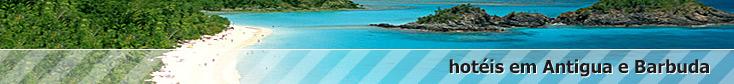 reserva de hotéis em antígua e barbuda