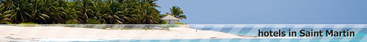reservierungen in hotels in saint martin