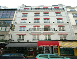 My Hotel In France Montmartre