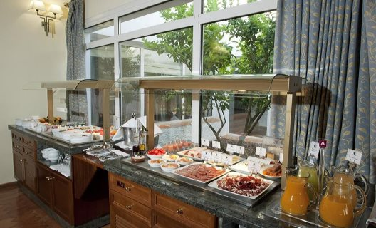 hotel don diego ayamonte: