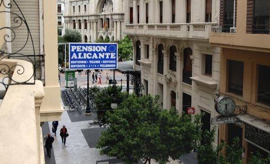 Pension Alicante