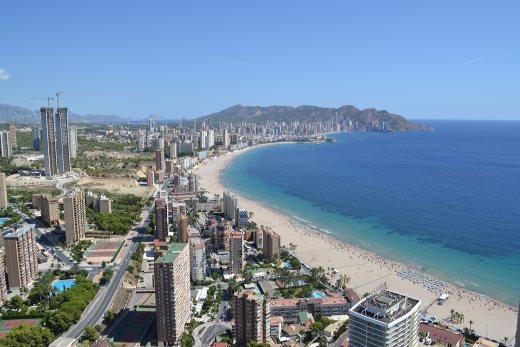 Ruleta Apartamentos 1 Llaves Playa Poniente Benidorm - Benidorm - Alicante