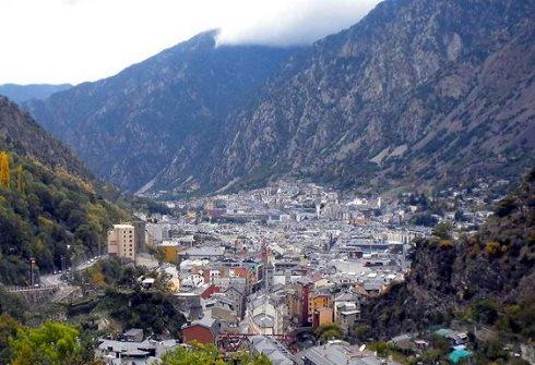 Ruleta Hoteles 3* Andorra La Vella