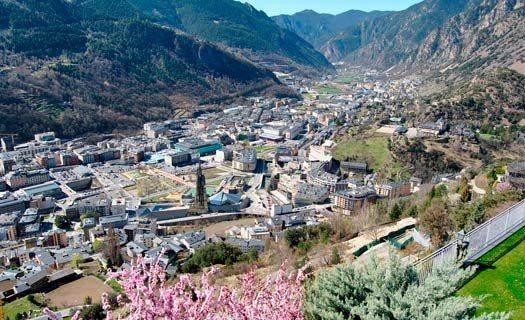 Ruleta Hoteles 4* Andorra La Vella - Escaldes