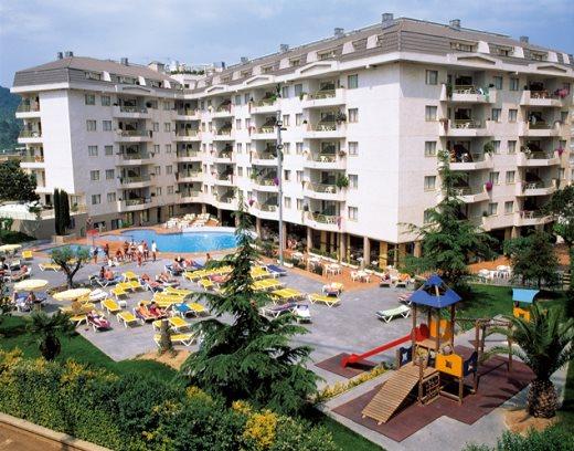 Ruleta Hoteles 4* Aqua Star Santa Susanna