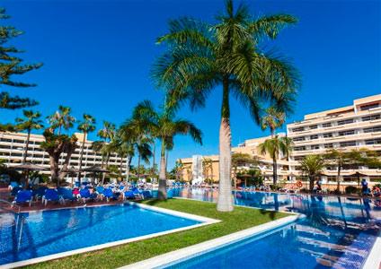 Ruleta Hoteles 4* Blue Sea Puerto De La Cruz