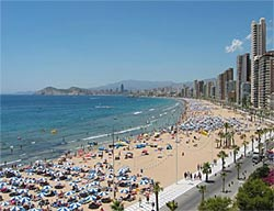 Ruleta Hoteles 4* Magic Costablanca Benidorm
