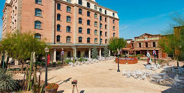 Ruleta hoteles 4 portaventura resort portaventura tarragona - Port aventura accommodation ...