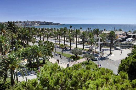Ruleta Hoteles 4* Salou - La Pineda - Commaruga