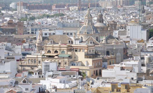 Ruleta Hoteles 4* Sevilla